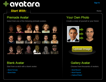Lets Create Incredible 3D Avatars Online with Avatara: www.tech-tweak.com/lets-create-incredible-3d-avatars-online