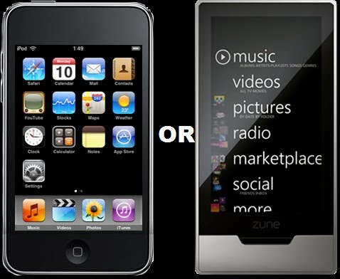 iPod Touch Generations Chart
