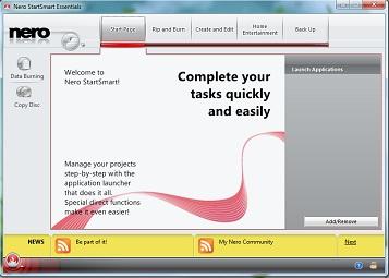 Free Nero 9 Download - CD/DVD Burning with Nero Software
