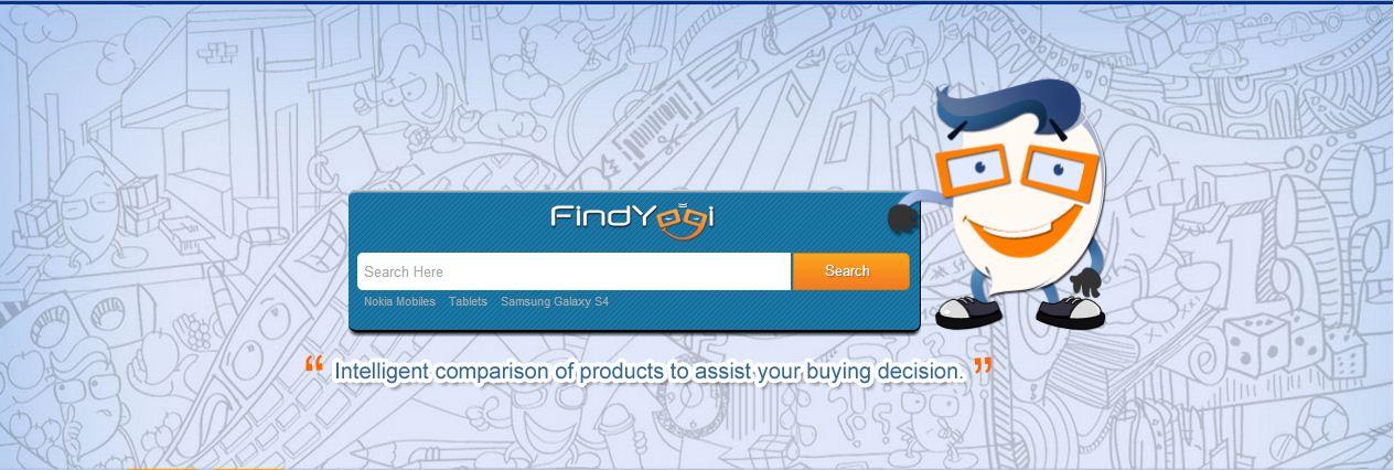 snapshot FindYogi 1