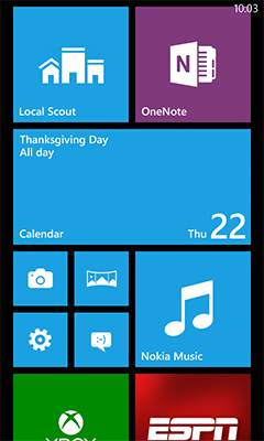 Windows Phone 7 - User Interface