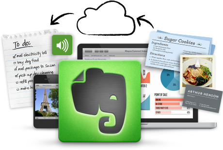 6 Best iPhone and iPad Apps For Students-evernote