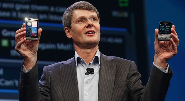 The Future of BlackBerry: Where can the Manufacturer Go?