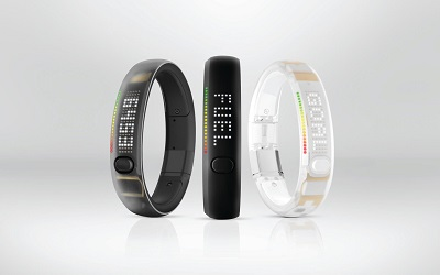 Fuelbands from Nike