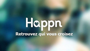 Happn app logo