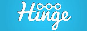 hinge app logo